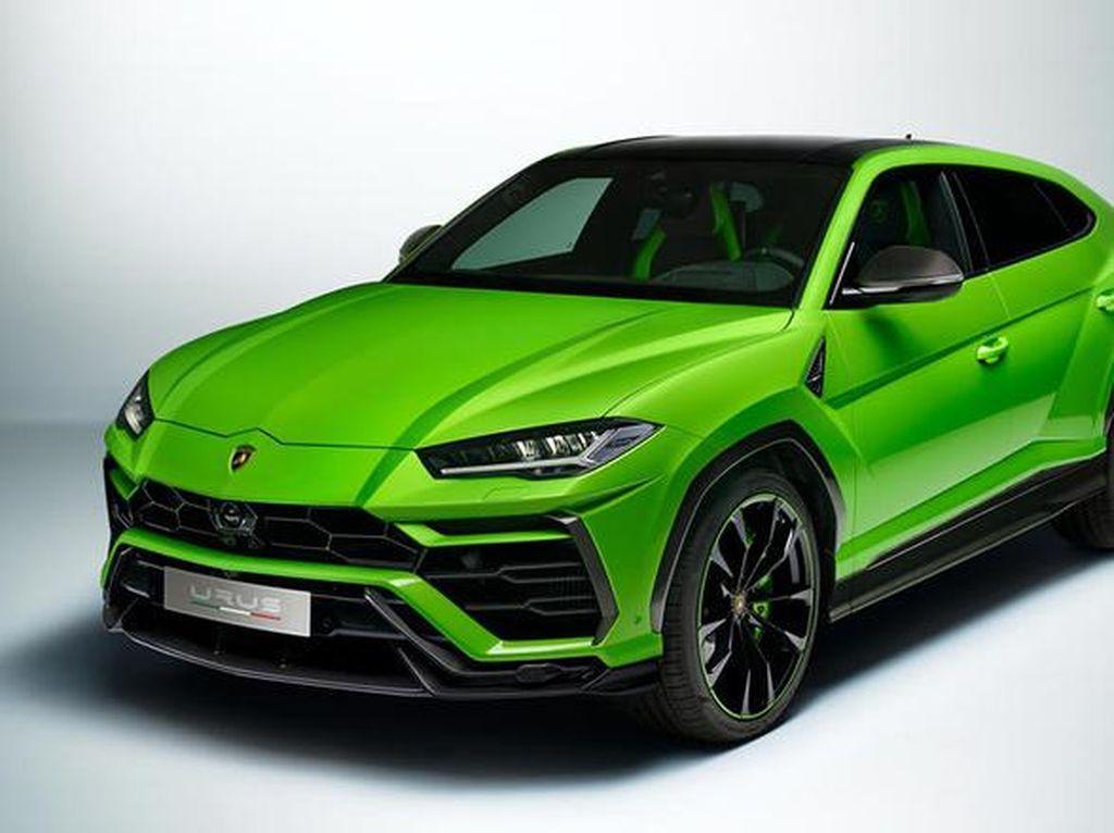 Makin Segar, Ini Warna Baru Lamborghini Urus