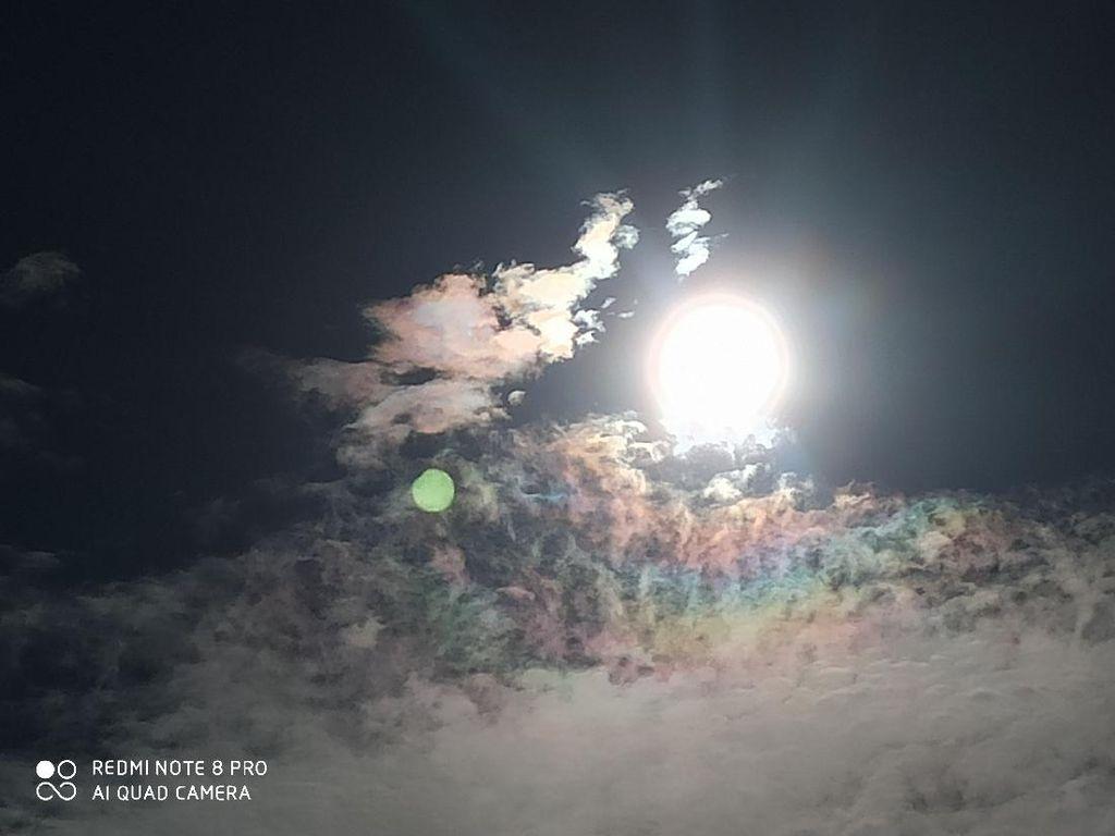 Di Kota Palopo, Masyarakat Antusias Menanti Gerhana Matahari