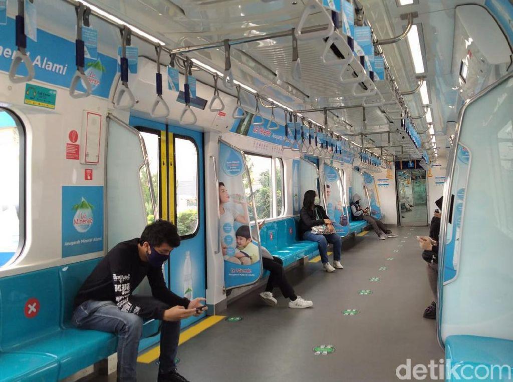 Buruan Daftar! Ada Sayembara Pengisi Suara MRT, Hadiahnya Rp 35 Juta