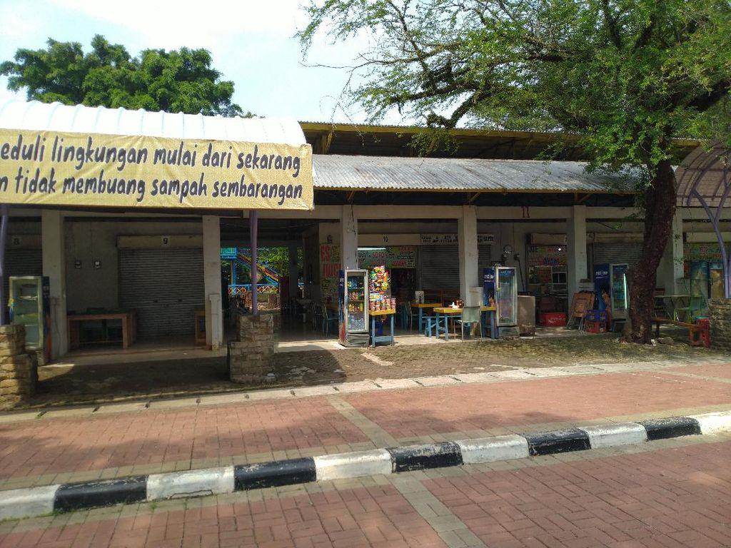 Kembali Dibuka, Pedagang di Ragunan Jakarta Ngaku Sepi Pembeli