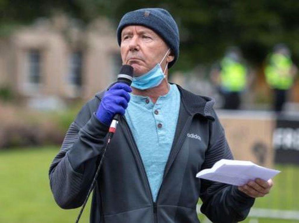 Dianggap Rasialis, Patung Politisi Pro Perdagangan Budak di Skotlandia Diruntuhkan