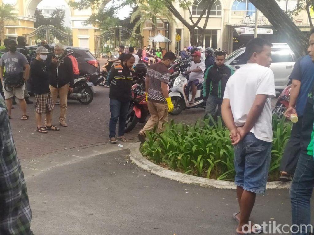 Terduga Pelaku Penembakan di Tangerang Sempat Tabrak Gerbang Perumahan
