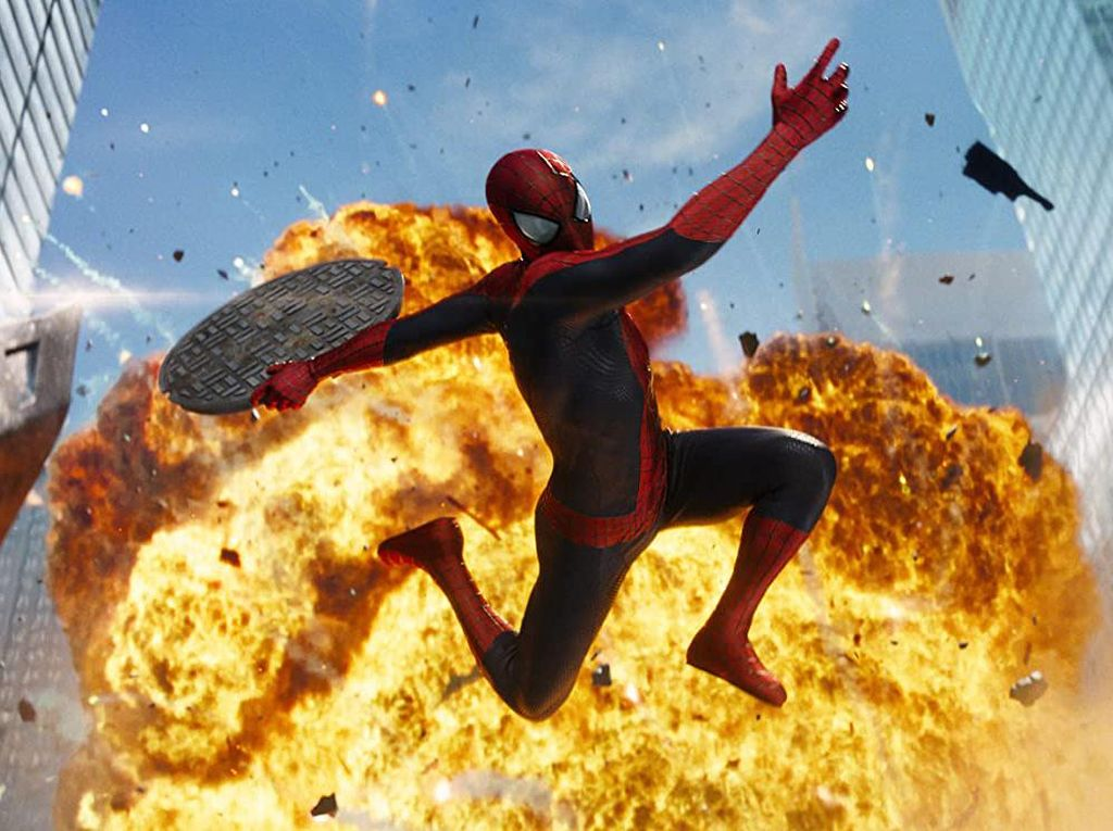 Semua Spider-Man Kumpul Pakai Teori Dunia Paralel Selepas Endgame