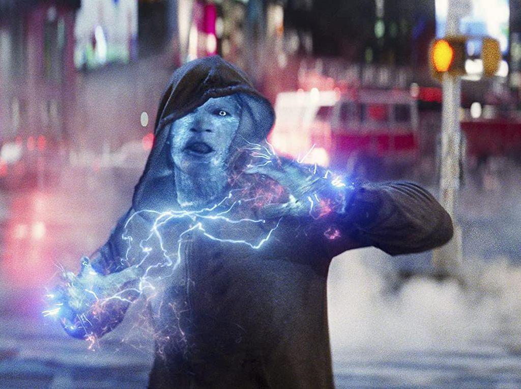 Sinopsis The Amazing Spider-Man 2, Aksi Andrew Garfield dan Jamie Foxx
