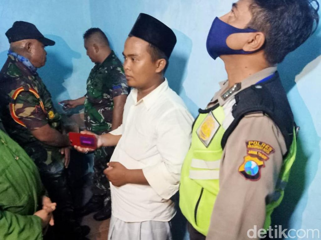 3 Oknum TNI Diduga Padamkan Listrik Satu Desa di Pasuruan Diserahkan ke Pomal