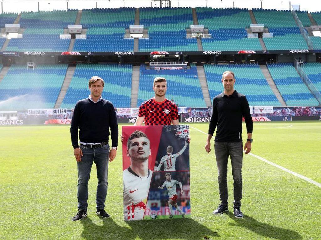 Perpisahan Werner dengan Leipzig Tak Berujung Manis