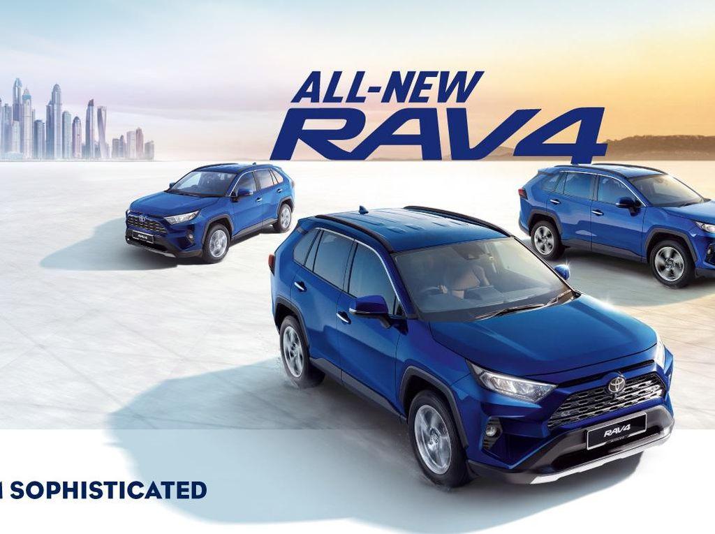 Toyota RAV4 Resmi Dijual di Malaysia, Indonesia Enggak Tertarik Nih?