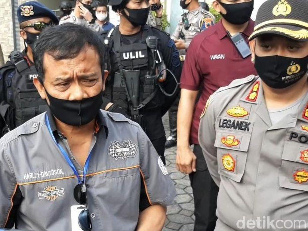 Polisi Selidiki Motif di Balik Penyerangan Wakapolres Karanganyar