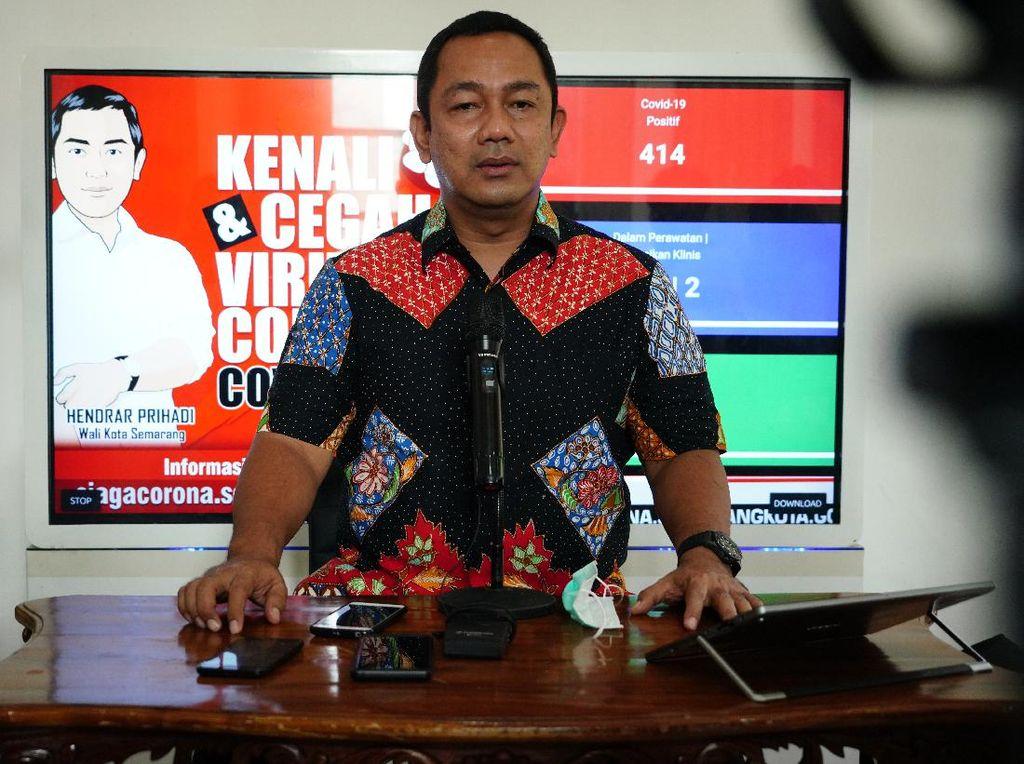 Walkot Semarang Larang Pelaku Wisata-Restoran Gelar Perayaan Tahun Baru