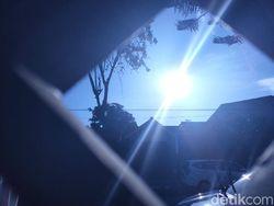 Begini Cara Warga Melihat Gerhana Matahari Cincin dari Rumah