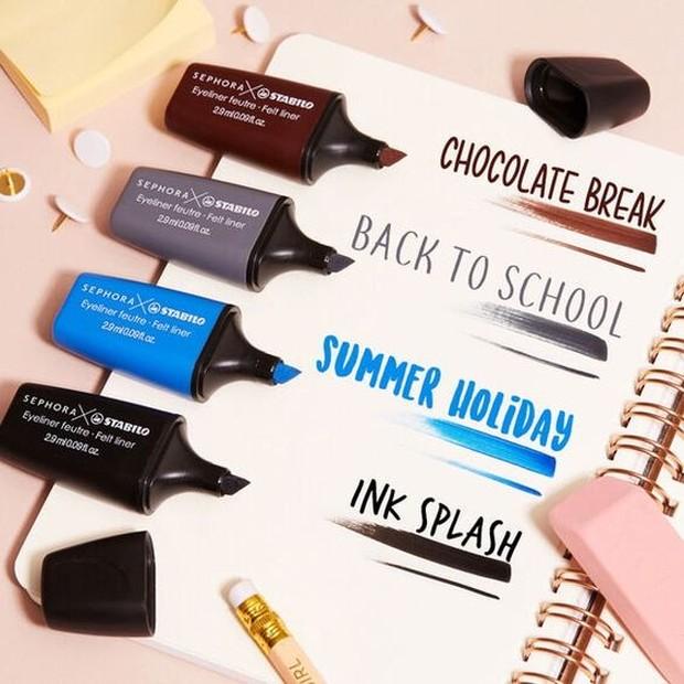 Produk makeup terbaru, Sephora X Stabilo Felt Eyeliner