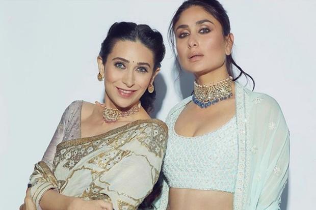 Kareena dan Karisma Kapoor kakak-adik selebriti Bollywood