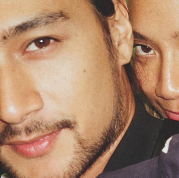 Daniel Adnan tetap mengunggah foto-foto bersama Tara Basro meski tak banyak.