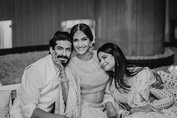 Sonam, Rhea, dan Harshvardhan Kapoor kakak-adik selebriti Bollywood