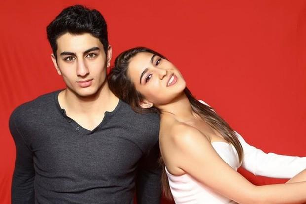Sara dan Ibrahim Ali Khan kakak-adik selebriti Bollywood
