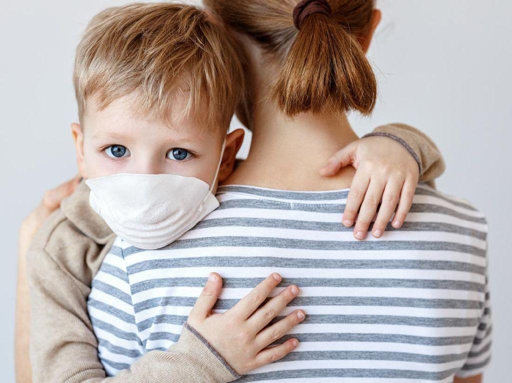 Tips Tingkatkan Imunitas Anak agar Terhindar dari COVID-19
