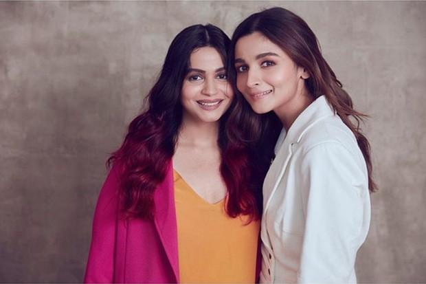 Alia dan Shaheen Bhatt kakak-adik selebriti Bollywood