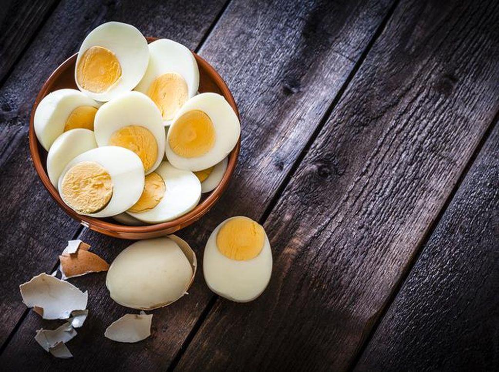 Banyak Makan Telur Bikin Bisulan, Mitos atau Fakta?