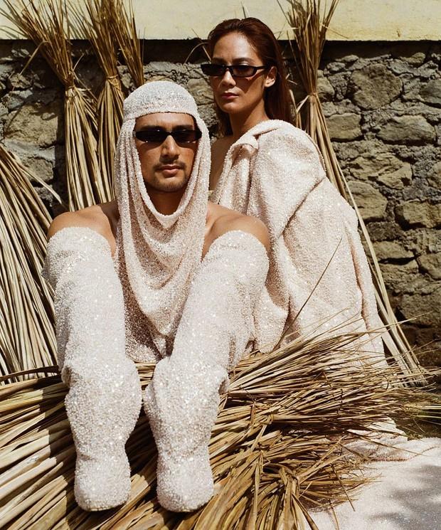 Selain main film bareng, Tara dan Daniel juga pernah melakukan pemotretan bersama.