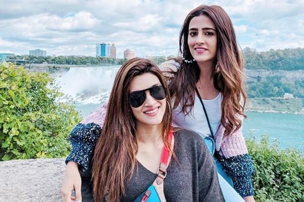 Kriti dan Nupur Sanon kakak-adik selebriti Bollywood