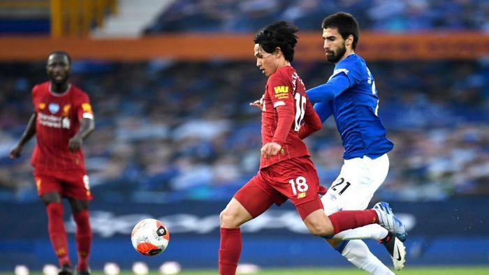 Everton Vs Liverpool: 0-0