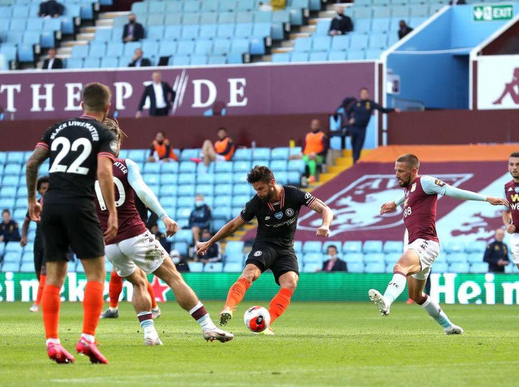 Gol-gol Cantik Liga Inggris di Akhir Pekan