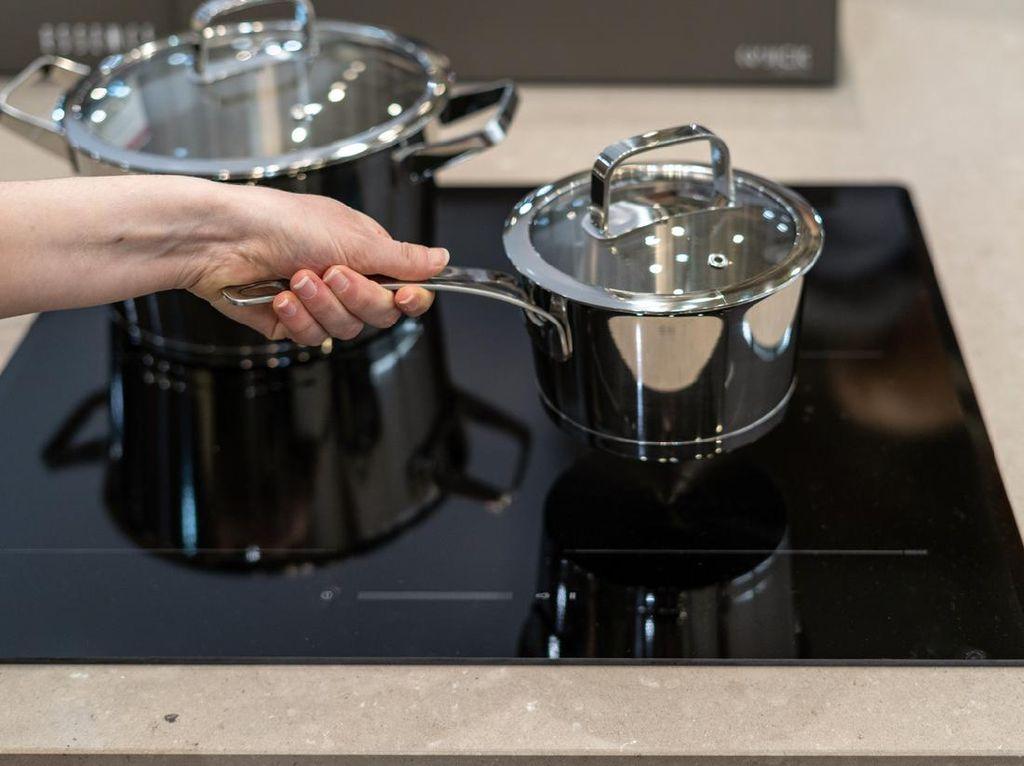 Mau Masak Pakai Kompor Listrik? Jangan Sembarangan Beli Panci Ya