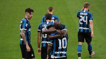 Liga Italia Mulai Lagi, Inter Menang Kontra Sampdoria