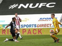 Setelah 2.130 Menit, Pemain Termahal Newcastle Bikin Gol Lagi