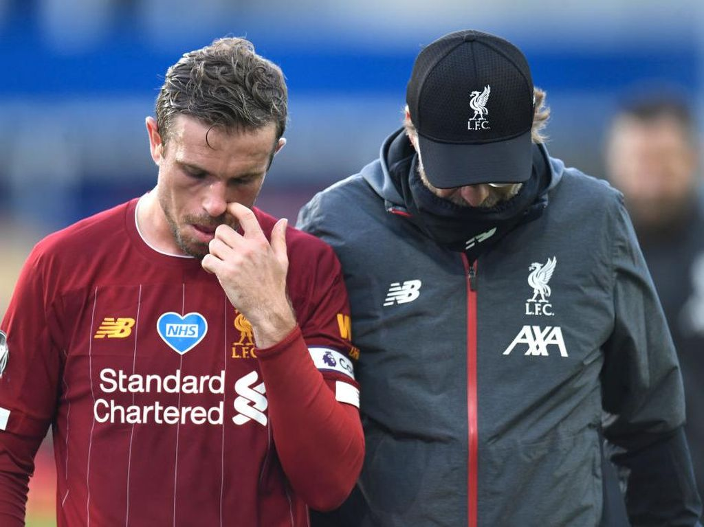 Henderson: Liverpool Bisa Juara Liga Inggris Berkat Klopp