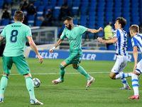 Jadwal LaLiga Malam Ini: Sociedad Vs Real Madrid