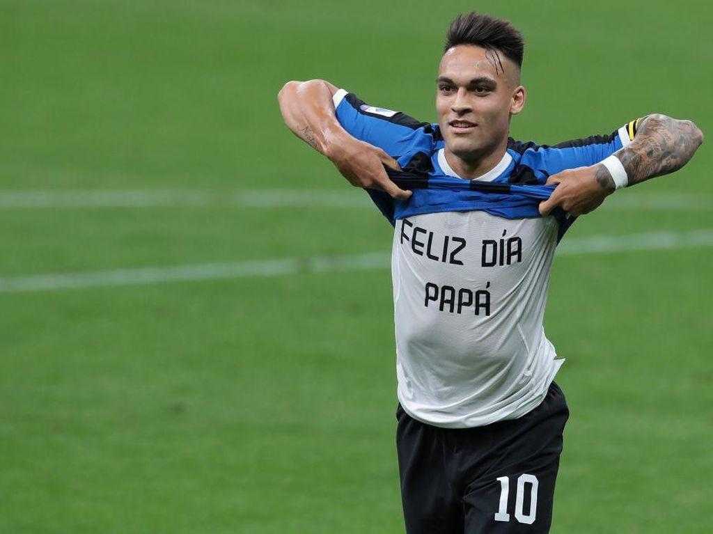 Lautaro Martinez Tak Pernah Bilang Ingin Tinggalkan Inter