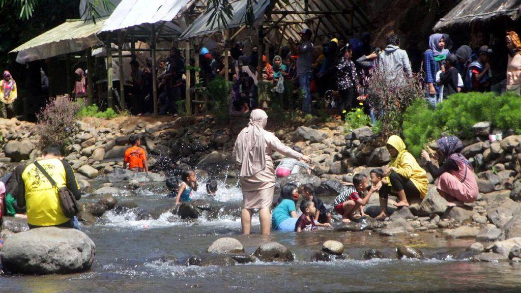 Foto: Rekomendasi Tempat Main Air Asyik di Sumedang