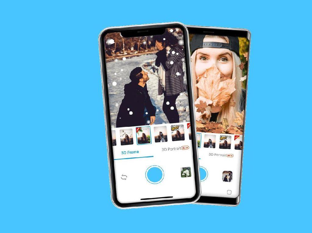 Aplikasi Ini Bisa Bikin Foto 3D