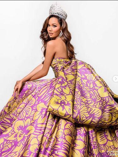 Mahkota Miss Grand Indonesia