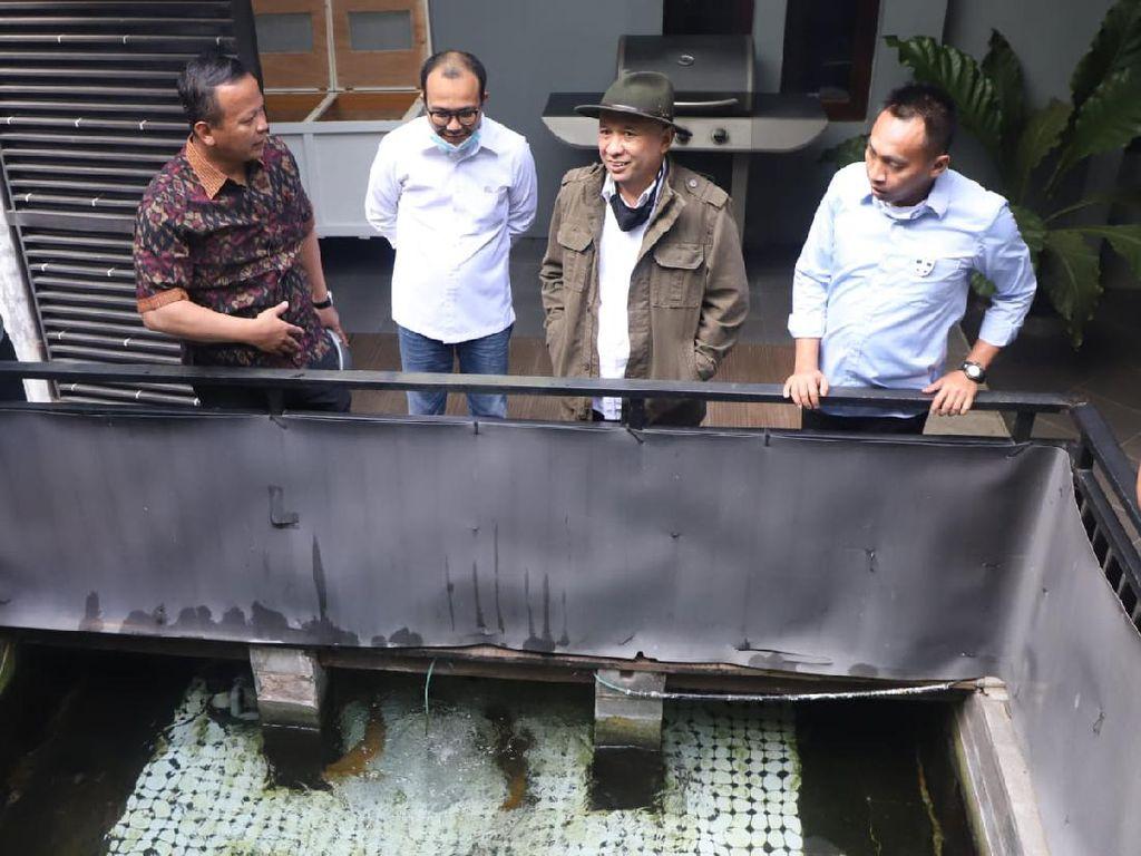 Menkop Teten dan Menteri Edhy Bincang Santai Soal Sinergi KKP-Kemenkop