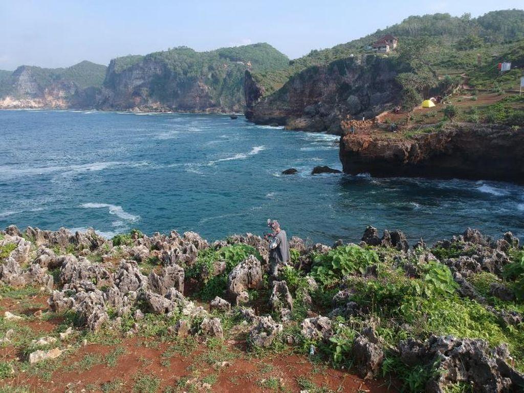 Pantai Kesirat Yogyakarta, Cocok Jadi Tempat Rehat dari Kesibukan