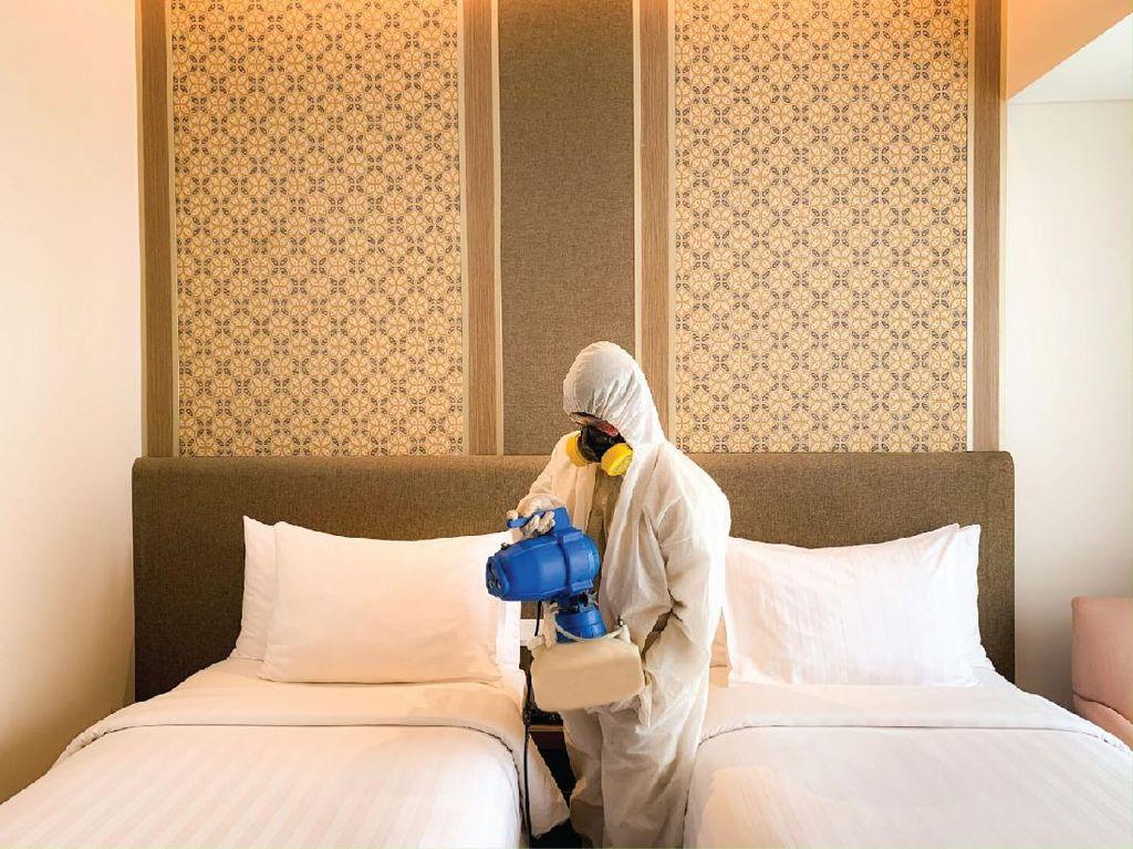 Sambut New Normal, Hotel Hadirkan Standar Keamanan Baru