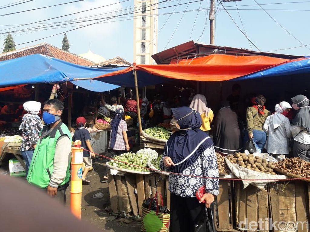 Revitalisasi Pasar Tagog Padalarang, Pedagang Segera Direlokasi
