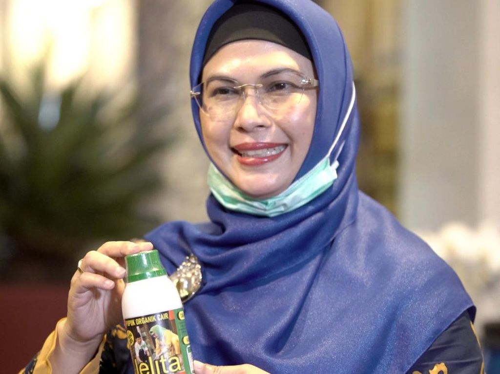Pilkada Tangsel, Putri Maruf Amin Siapkan Deklarasi di Situ Gintung