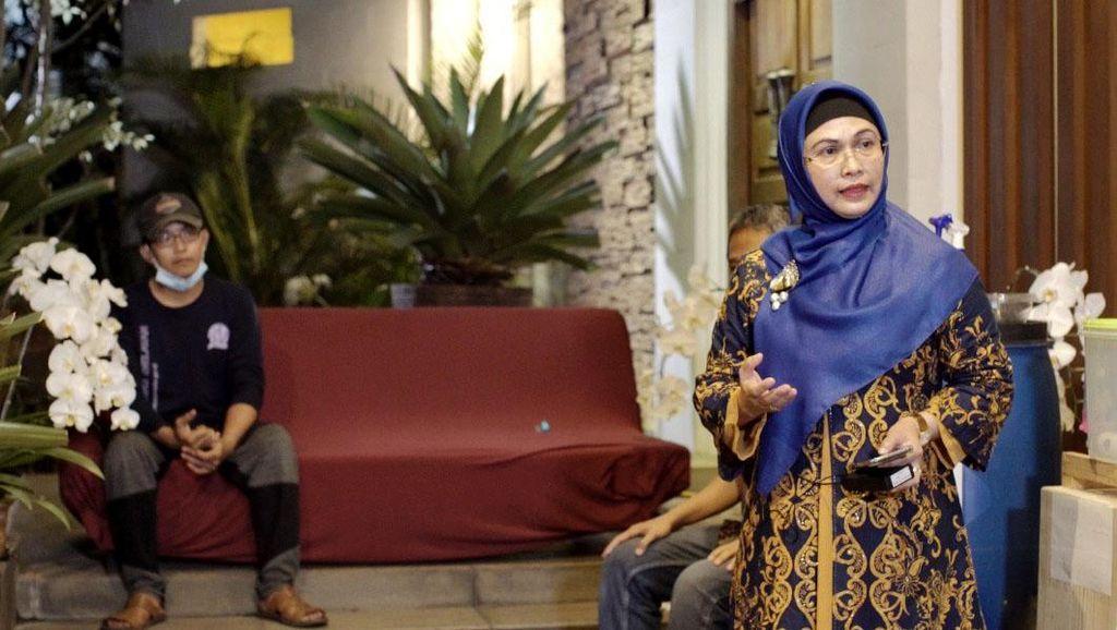 Peduli Sampah di Tangsel, Azizah Kenalkan Jelita