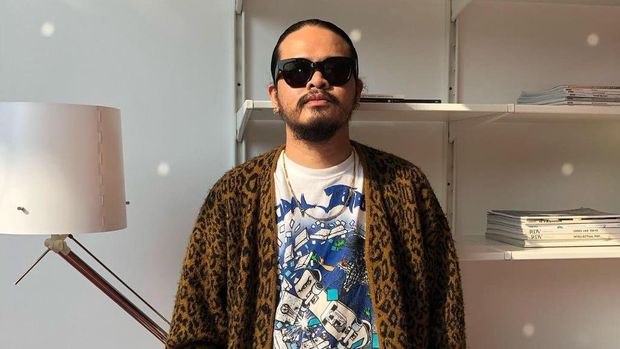 Michael Killian, salah satu pemilik Zodiac, tempat hiburan malam di Jakarta