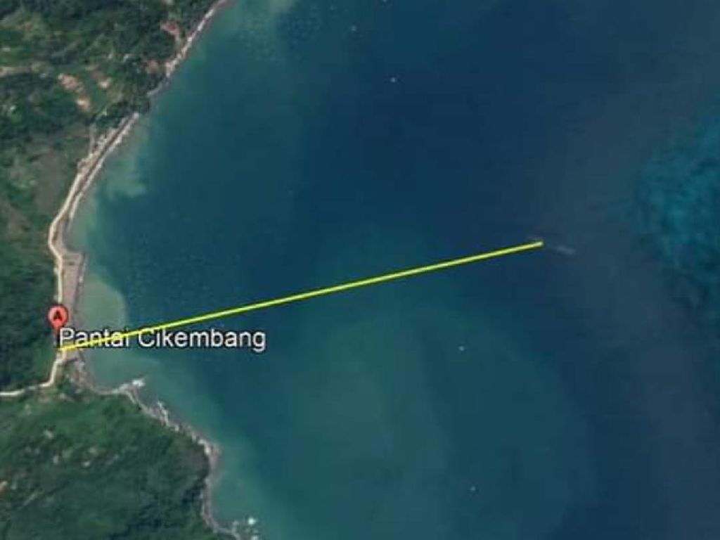 Video Analisis Ahli soal Misteri Kapal Karam di Pantai Sukabumi