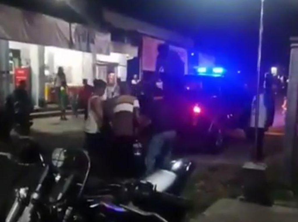 Akhir Cerita Pemotor Pengemplang BBM Eceran yang Viral di Klaten