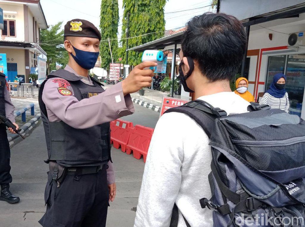 Waspada Serangan, Poltas Klaten Kini Dikawal Anggota Bersenjata Lengkap