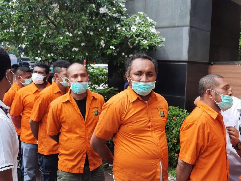 Polisi Buru Pemilik Senpi yang Digunakan Kelompok John Kei