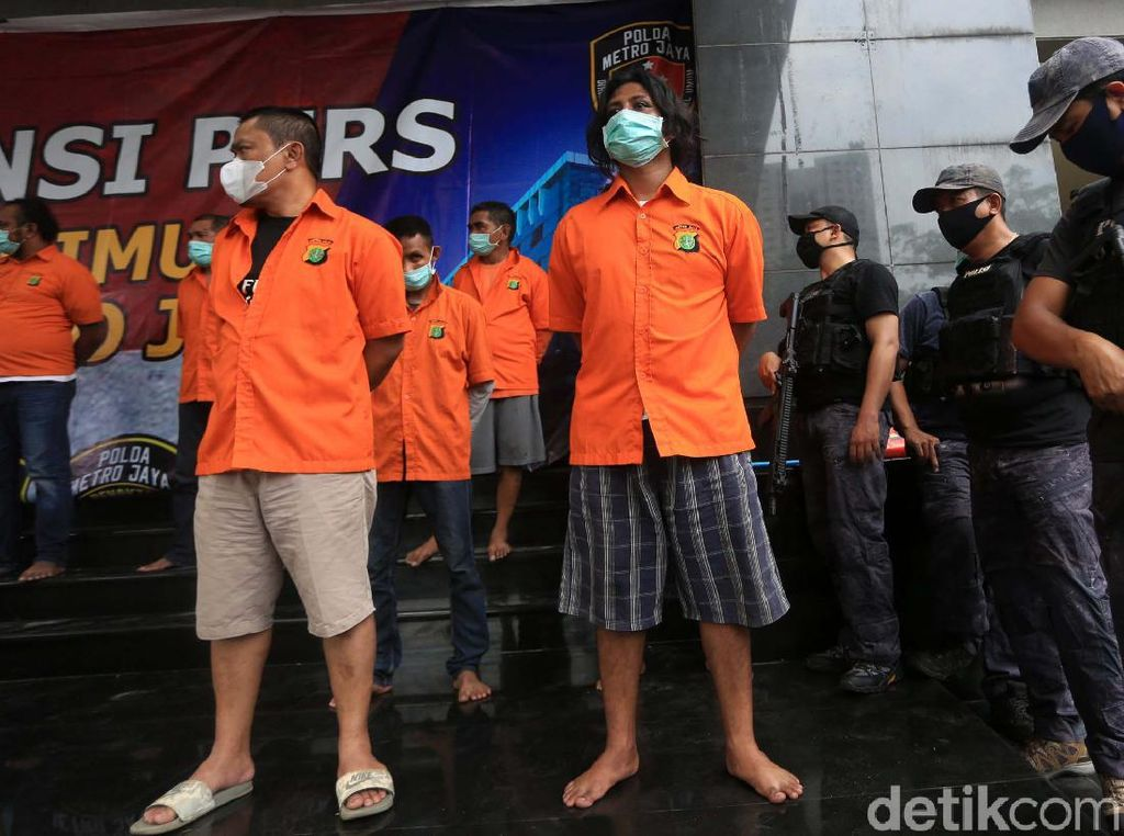 Jadi Tersangka Penyerangan Brutal, John Kei dkk Terancam Hukuman Mati