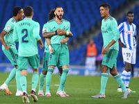 Sociedad Vs Madrid: Menang 2-1, Los Blancos Puncaki Klasemen Liga Spanyol