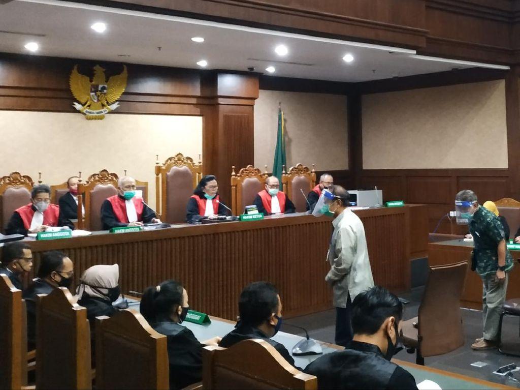 Dua Terdakwa Kasus Korupsi Rp 37,8 T PT TPPI Divonis 4 Tahun Penjara