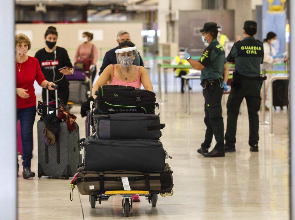 Spanyol Buka Gerbang Internasional di Bulan Juli